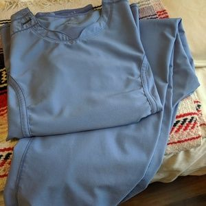 Cherokee Infinity scrubs size m fair condition